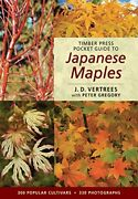 Timber Press Pocket Guide To Japanese Maples Timber Press By J. D. Vg