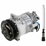 For Buick Lacrosse 2011 Oem Ac Compressor W/ A/c Drier Tcp