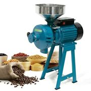 110v 3000w Electric Grinder Wet And Dry Grinder Feed/flour Mill Cereals Grain Corn