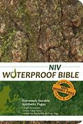 Waterproof Bible Niv2011 Camouflage By Bardin And Marsee Publishing