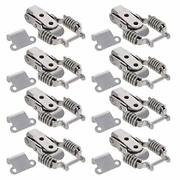 Mromax Spring Loaded Toggle Latches 2.28 Length Stainless Steel 304 Hasps Cl...