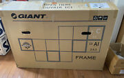 New Giant Menand039s Bike Frame Tcr Advanced Sl Ff Comp/blk/red 53.5ml
