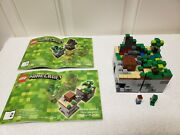 Lego 21102 - Minecraft - The Forest - - 100 Complete W/instructions - 2012 Set