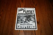Plastic Figure/playset Collector Magazine Pfpc 18 - Fort Apache, Custer's Stand