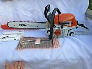 Stihl Ms241c Chainsaw - New With 16 Bar And Chain