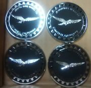 Zenith Wire Wheels 4 Chips Campbell California Black And Chrome Reverse Size 2.25andrdquo