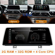 Android Car Gps Video Wifi Auto Wireless Carplay For Bmw 7 Series G11 2016-2020
