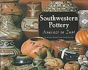 Southwestern Pottery Anasazi To Zuni By Allan Hayes - Hardcover Excellent