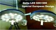 Dual Ot Surgery Room Light Operation Theater Surgical Led Lights Led 500 + 500