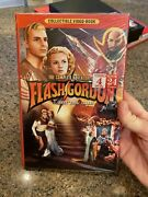 The Complete Adventures Of Flash Gordon Dvd, 4-disc Set Brand New Sealed