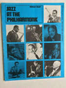 Jazz At The Philharmonic Brochure 1966 Dizzy Terry Hawkins Sims And More