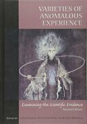 Varieties Of Anomalous Experience Examining Scientific By Edited By Etzel Vg