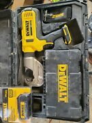 Dewalt-dce300m2 20v Cordless Cable Crimping Tool Kit With Dies