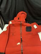 Stearns Manufacturing Company Immersion Suit Iss-590i Size Adult Oversize G539