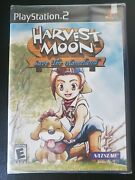 Harvest Moon Save The Homeland Ps2 Factory Sealed W/security Bar Sticker