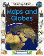 Maps And Globes Step By Step By Sabrina Crewe - Hardcover Brand New
