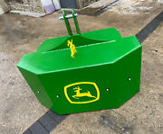 John Deere Style Tractor Weight Block Wafer Weight- Front Weight 900kg