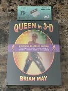 Queen In 3-d The Bohemian Rhapsody Deluxe Edition + Radio Gaga Stereo Cards