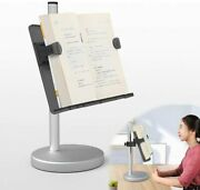 Book Tablet Stand Reading Tool Height Angle Adjust Good Reading Posture Japan