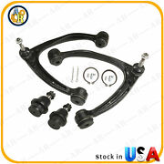Front Upper Control Arm Lower Ball Joint Kit For 2007-2015 Chevrolet Silverado