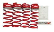 Tanabe Ncp58gnk Sustec Nf210 Coil Springs For Toyota Succeed Probox Nlp51v