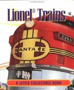 Lionel Trains A Little Collectible Book Little Books By John Boswell