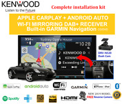 Kenwood Dnx9190dabs For Porsche Boxster 2004-2012 987 - Stereo Upgrade