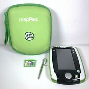 Leapfrog Leappad 2 Explorer Green + Protective Carry Case And Toy Story 3 Game