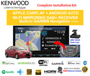 Kenwood Dnx9190dabs For Hyundai Accent 2011-2019 Rb - Stereo Upgrade