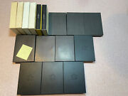 Canadian Proof Set Lot, 1973-1988 16 Double Dollar Sets, With Coa Nice Condition