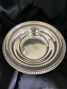 Rogers Sterling Silver Antique Bowl