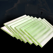 600 X 800 X 15mm Radiation Safety X Ray Protective Lead Glass Sheet