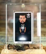 Adidas Yeezy Boost 350 V2 Black Reflective Sport Card Collectible Kanye West