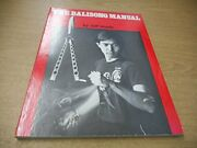 Balisong Manual By George Foon Brand New