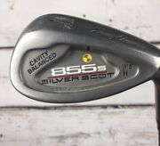 Tommy Armour 855s Silver Scot W4 60 Lob Wedge Lw Stiff Graphite Shaft G Force 2