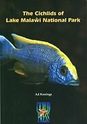 Cichlids Of Lake Malawi National Park By Ad Konings Brand New