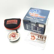 Nautilus Fwx 3/4 Fly Reel Spare Spool. W/ Box And Case.
