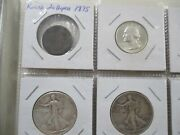 World Foreign Silver Coins X 20 U.s. Walking Liberty Russia Morgan Peace 88