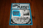 Plastic Figure/playset Collector Magazine Pfpc 35 Marx Moon Base And Space Sets