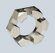 Chevy Deep Cut Spindle Nuts Washers And Cotter Pins 1955-1957 57-132394-1