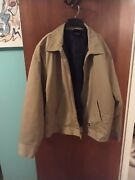 Menand039s Insulated Lined Eisenhower Jacket 2xl Tall