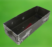 Battery Container For The Radio Prc-25 Prc-77 /0t 1679