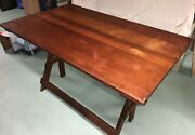 Vintage Keuffel And Esser Draftsman's Table. Local Pick Up In New Jersey Only