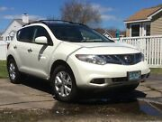 2011 Nissan Murano Sv Sport Utility 4d 2011 Nissan Murano Ls 4d Suv. All-wheel Drive. 96k Miles. Pearl White. Loaded.