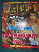 Playset Magazine 39 Johnny Tremain And Other Revolutionary War Playsets +parts