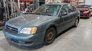 2002 Subaru Legacy Automatic Awd Transmission Assembly With 141,112 Miles 2003