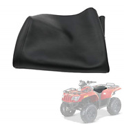Motoparty Seat Cover Black For Arctic Cat 4x4 2x4 1996-2005 250 300 400 454 500