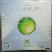 Xbox Original Limited Edition Crystal Pack - Ultra Rare - Brand New