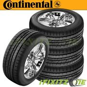 4 Continental Crosscontact Lx All-season Touring Suv Cuv P235/65r17 103t Tires