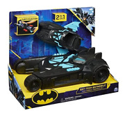 Spin Master Batman Batmobile And Batboat 2-in-1 Transforming Vehicle Children Toy